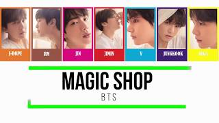 Video BTS - Magic Shop (IndoSub) MP3, 3GP, MP4, WEBM, AVI, FLV Juli 2018