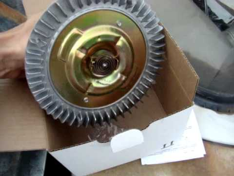 1969 Lincoln Continental Fan Clutch Replacement