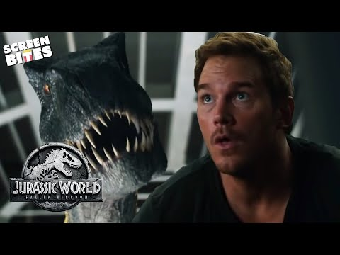 The Final Battle   Jurassic World: Fallen Kingdom   SceneScreen