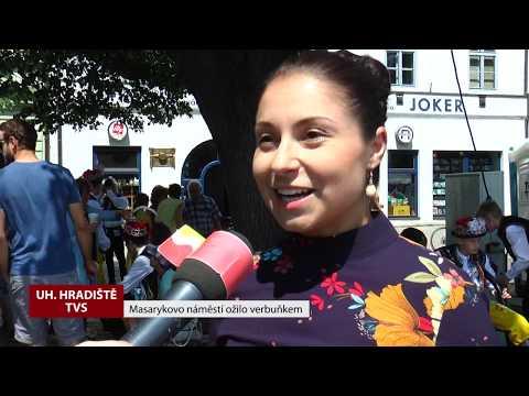 TVS: Uherské Hradiště 23. 6. 2018