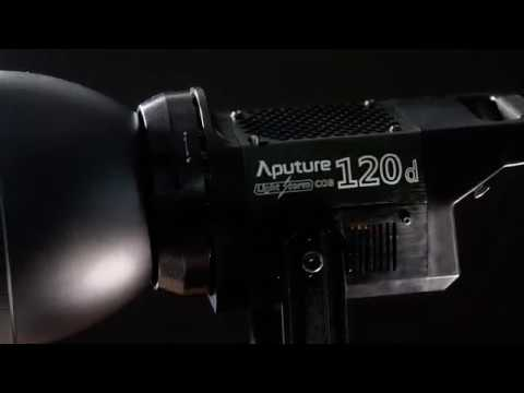 Aputure COB 120d Sample