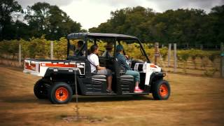4. Bobcat 3400/3400XL UTVs: Perfect for Property Maintenance