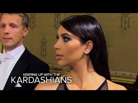 KUWTK | Racist Jokester Ruins Opera Ball for Kim Kardashian | E!