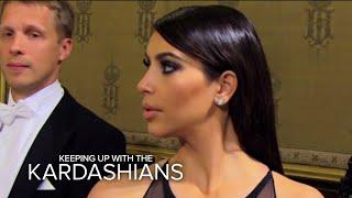 Racist Jokester Ruins Opera Ball for Kim Kardashian | Keeping Up With the Kardashians | E!