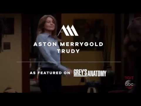 Aston Merrygold - Trudy (Featured On Grey's Anatomy)