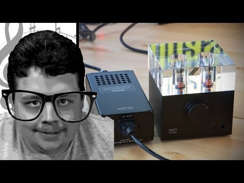 Woo Audio WA7 Fireflies USB DAC and Headphone Amp w/ Sennheiser, HiFiMAN & Beyerdynamic Cans