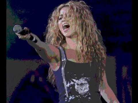 Tekst piosenki Shakira - Brujeria po polsku
