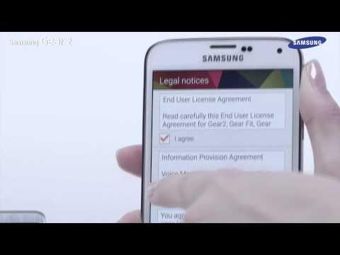 Jak połączyć Samsung Galaxy Gear 2 z urządzeniami Samsung