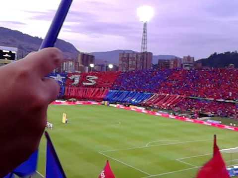 La Hinchada Mas Linda Del Mundo(6) - Rexixtenxia Norte - Independiente Medellín