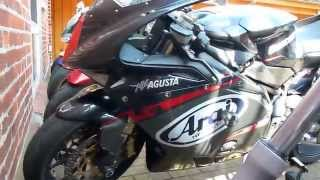 10. MV Agusta F4 1000 R Racebike 200 Hp 300 Km/h * see also Playlist