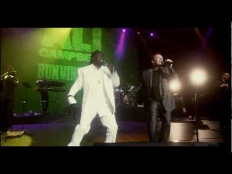 Ali Campbell & Pato Banton (Live) Baby Come Back