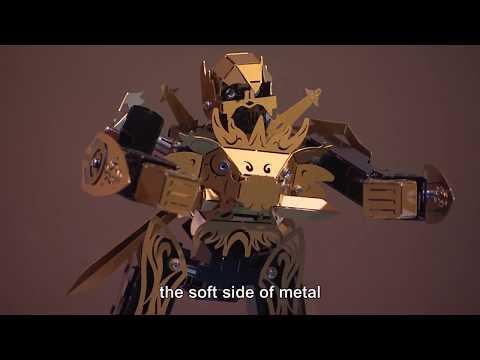 The Soft Side of Hard Metal–Taiwan Metal Creation Museum