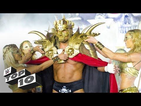 Video Triple H's grandest WrestleMania entrances: WWE Top 10, April 7, 2018 download in MP3, 3GP, MP4, WEBM, AVI, FLV January 2017