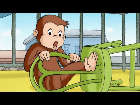 Curious George 🐵 1 Hour Compilation 🐵 English Full Episode 🐵 Cartoons For Children