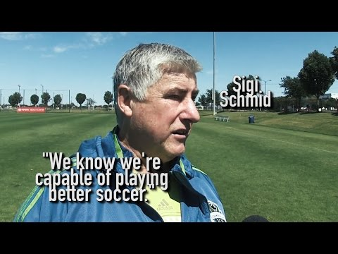 Video: Interview: Sigi Schmid on New Signing Onyekachi Apam and Facing FCD