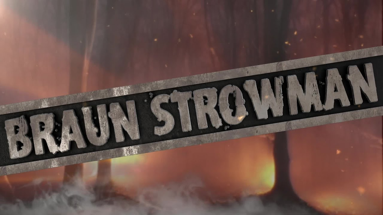 Braun Strowman entrance video