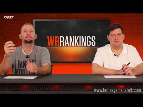 Fantasy Football: Week 8 Player Rankings thumbnail