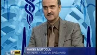 Kas romatizması ve kuru iğne tedavisi - Dr. serdar SARAÇ - TVnet Poliklinik Bölüm 1