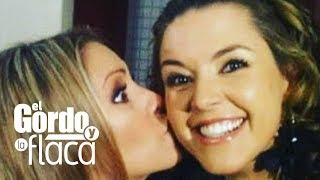 """Alicia Machado se defiende de quienes la llaman """"hipócrita"""" por esta foto con Daniela Castro"""