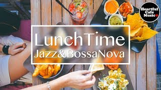 Download Video Lunch Time Jazz & BossaNova【For Work / Study】relaxing BGM, Instrumental Music,Heartful Cafe BGM. MP3 3GP MP4