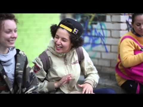 Montana Cans: душевная атмосфера на граффити-фестивале KIRISHI FLOW 2014! (видео)