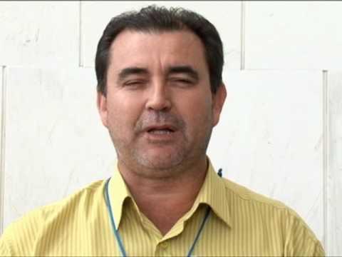 João Adirson Pacheco (Prefeito de Espírito Santo do Turvo) elogia Deputado Edson Aparecido