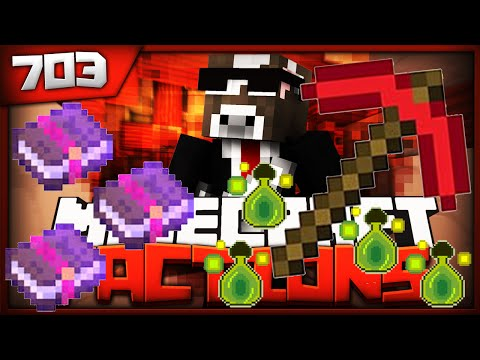 Minecraft FACTIONS Server Lets Play - CRAZY TIER 3 ENCHANT!! - Ep. 703 ( Minecraft Faction )