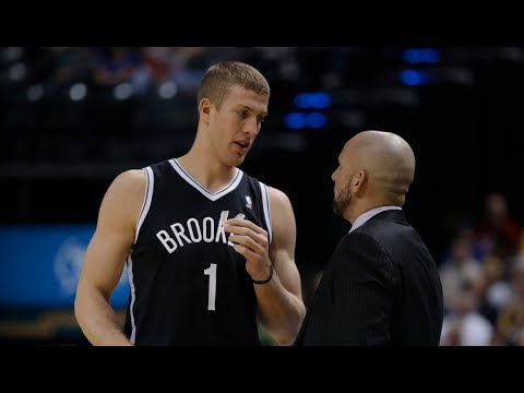 Video: Jason Kidd is impressed with Mason Plumlee's progression with the Brooklyn Nets