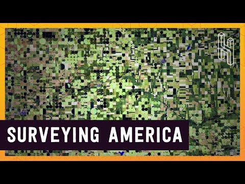Why the US Land is Blocky