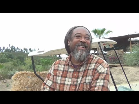 Mooji Moment: Live As Though You Don't Exist