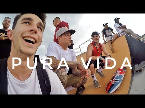 THE OPENING OF LUZO SKATEPARK WITH RYAN SHECKLER
