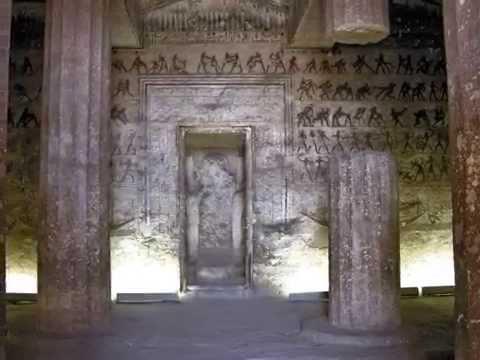 la tomba di amenemhat