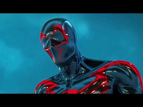 Ultimate Spider-Man Spider-Verse - Meet Spider-Man 2099