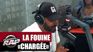 """La Fouine """"Chargée"""" #PlanèteRap"""