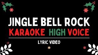Jingle Bell Rock Karaoke - Glee (female key)  Gabrielle Johnson Music