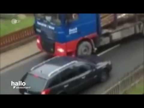 sturer Autofahrer aus Salzgitter