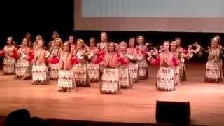 10.uluslararası folklor festivali  yeditepe üniversitesi sinop halk oyunları ataşehir belediyesi