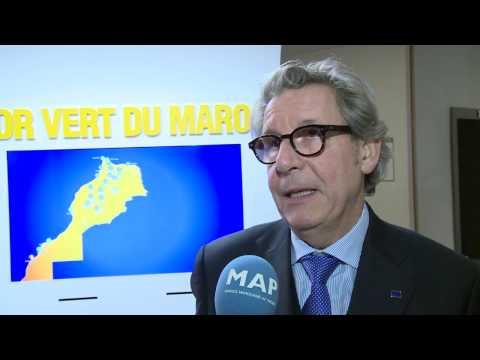 Gilles Pargneaux : Le Maroc est à l'avant-garde du développement des énergies renouvelables