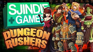 Dungeon Rushers - Sjindie Games