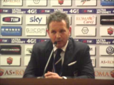 Interviste Roma-Sampdoria 3-0: Siniša Mihajlović