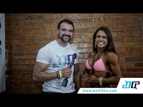 Entrevista a Claudia Guzmán - Bikini Wellness - Mr México 2016