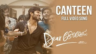 Dear Comrade Malayalam - The Canteen Song Full Video  Song | Vijay Deverakonda, Rashmika Bharat