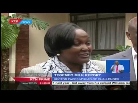 Tegemeo Institute of Agricultural policy & development to study the cost of milk production