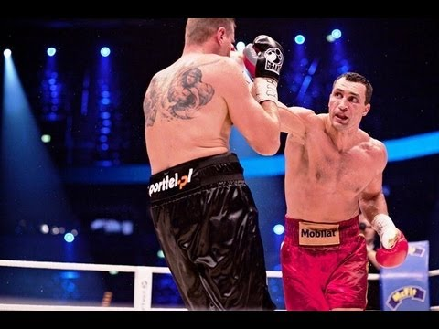 Wladimir Klitschko vs Mariusz Wach - Round 5 Video