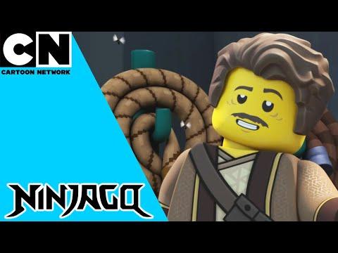 LEGO Ninjago: Masters of Spinjitzu | The Cliffs of Hysteria | Cartoon Network