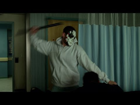 Marvel's The Punisher Season 2 Billy Russo escapes hospital [1080p]