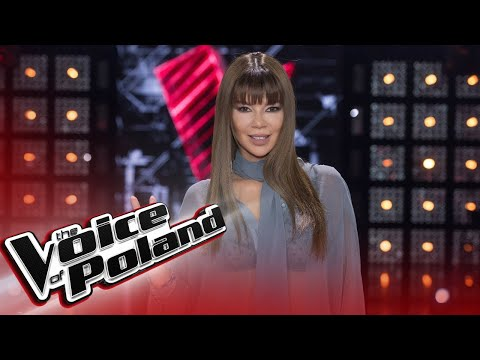 "Edyta Górniak - ""Too late"" - The Voice of Poland 11"
