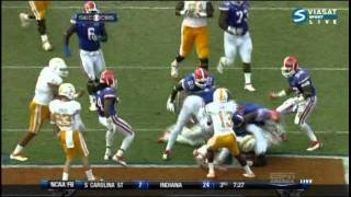 Tyler Bray vs Florida (2011)