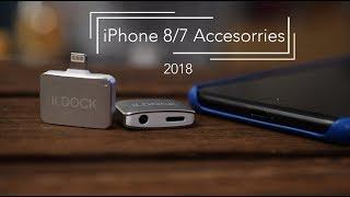 9 BEST iPhone 8/7 Accessories 2018 : Buyer's Guide - EPISODE 01