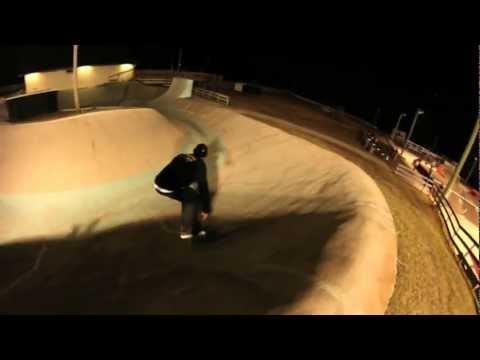 Paradise Wheels - Mike Peterson at  Kona Skatepark